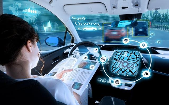 Có bao nhiêu cấp độ xe tự lái? Có phải xe tự lái nào cũng an toàn hay không? - 1