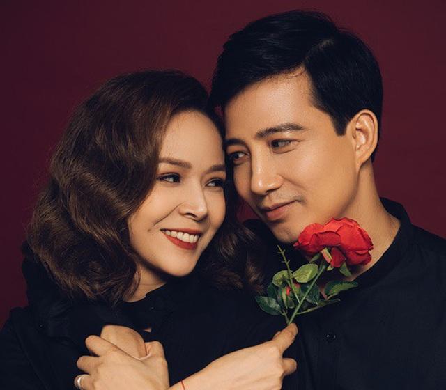 """Diễm Hương: """"Chồng tôi là một người đàn ông nhu mì"""" - 1"""