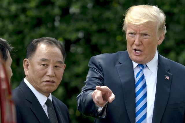 """Cảnh báo Mỹ, Triều Tiên tuyên bố """"không còn gì để mất"""" - 1"""