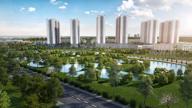 Him Lam Green Park: Tiên phong kiến tạo cộng đồng đa quốc gia - 1