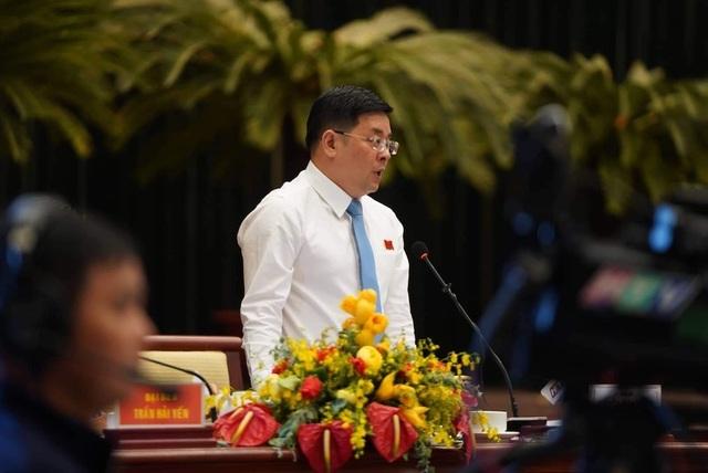 Giám đốc Sở TN-MT TPHCM nhận trách nhiệm về những hạn chế trong thủ tục đất đai - 3