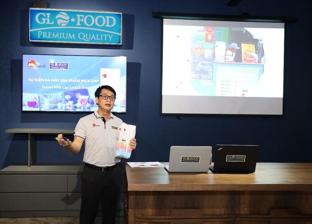 GLOFOOD trở thành đối tác độc quyền của Kievit phân phối sản phẩm Milk Cap tại Việt Nam - 3