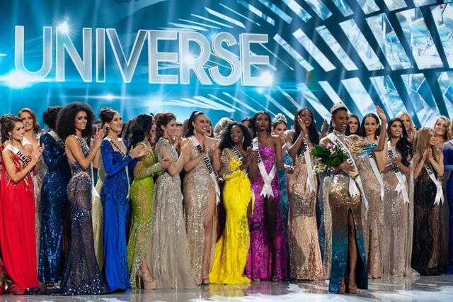 Những hình ảnh đầy cảm xúc của chung kết Hoa hậu Hoàn vũ 2019 - 6