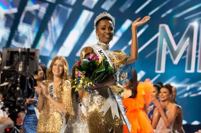 Những hình ảnh đầy cảm xúc của chung kết Hoa hậu Hoàn vũ 2019 - 12