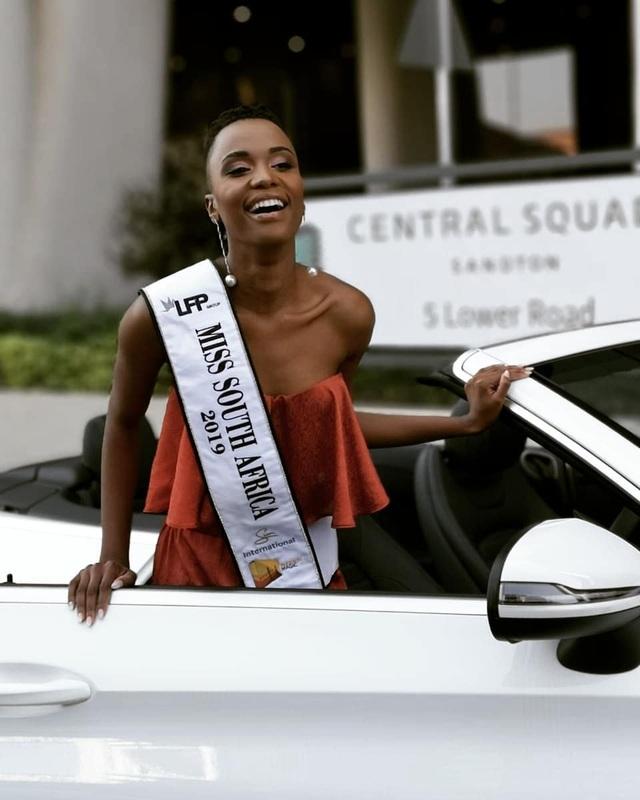 Ấn tượng với vẻ đẹp đen cá tính cùng trí tuệ của tân Hoa hậu Hoàn vũ - 16