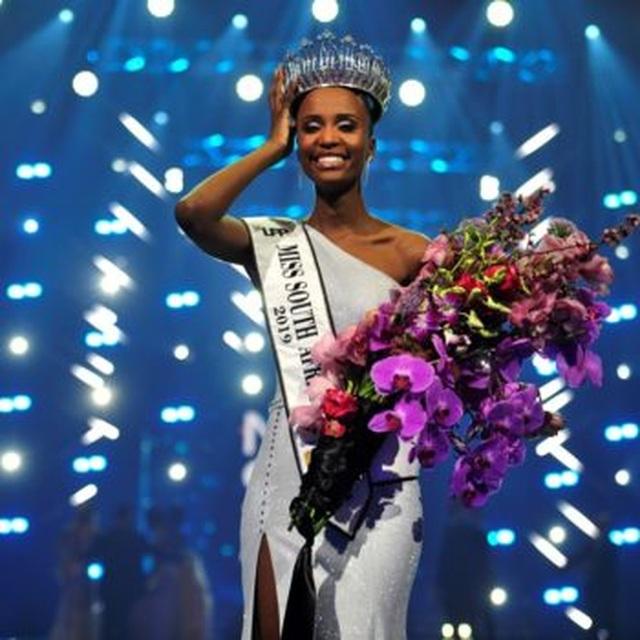Ấn tượng với vẻ đẹp đen cá tính cùng trí tuệ của tân Hoa hậu Hoàn vũ - 23