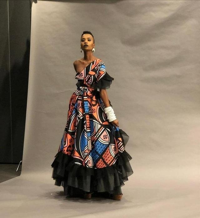 Ấn tượng với vẻ đẹp đen cá tính cùng trí tuệ của tân Hoa hậu Hoàn vũ - 10