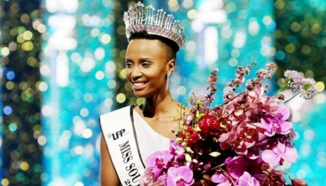 Ấn tượng với vẻ đẹp đen cá tính cùng trí tuệ của tân Hoa hậu Hoàn vũ - 24