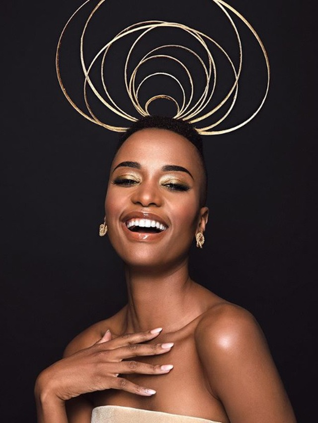 Ấn tượng với vẻ đẹp đen cá tính cùng trí tuệ của tân Hoa hậu Hoàn vũ - 26
