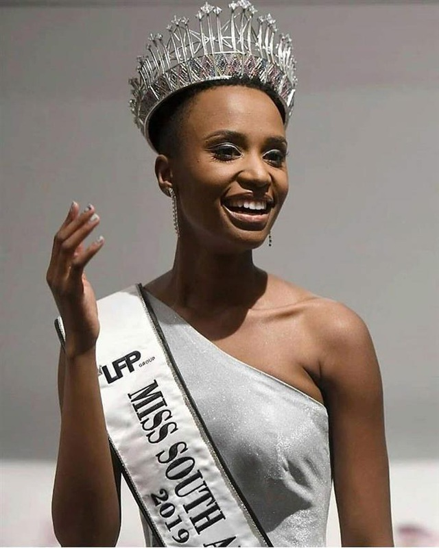 Ấn tượng với vẻ đẹp đen cá tính cùng trí tuệ của tân Hoa hậu Hoàn vũ - 20