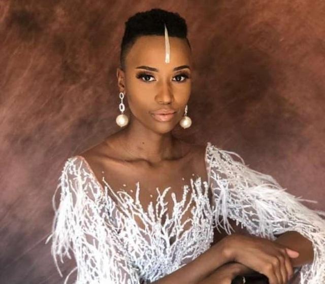 Ấn tượng với vẻ đẹp đen cá tính cùng trí tuệ của tân Hoa hậu Hoàn vũ - 18