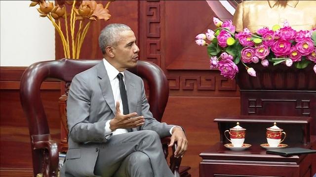 Cựu Tổng thống Hoa Kỳ Barack Obama bất ngờ trở lại TPHCM - 3