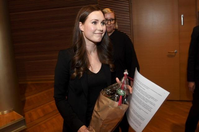 Nữ bộ trưởng Phần Lan 34 tuổi sắp trở thành thủ tướng trẻ nhất thế giới - 1