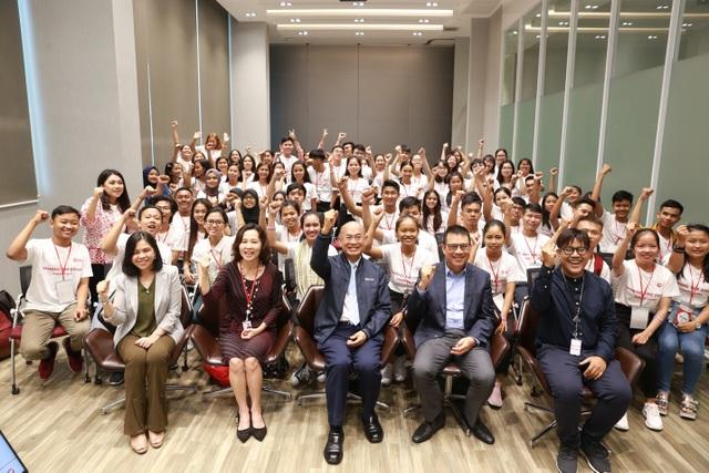 SCG Sharing The Dream - Một góc nhìn mới về học bổng - 1