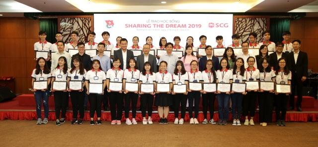 SCG Sharing The Dream - Một góc nhìn mới về học bổng - 2