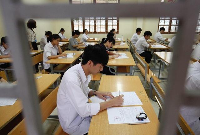 Thi THPT quốc gia 2020: Giáo viên, học sinh chờ đề minh họa - 1