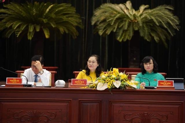 Chủ tịch TPHCM than thành phố thu 27% ngân sách cả nước, chi chỉ được... 4% - 1