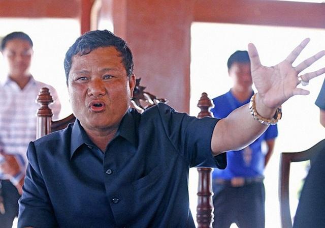 Mỹ trừng phạt quan chức Campuchia - 1