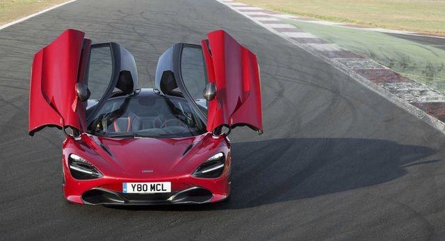 Nối bước Ferrari, đến lượt McLaren tìm đường vào Việt Nam - 1