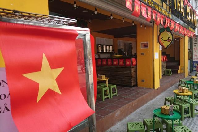 Không khí cổ vũ bóng đá rạo rực khắp Hà Nội - 19