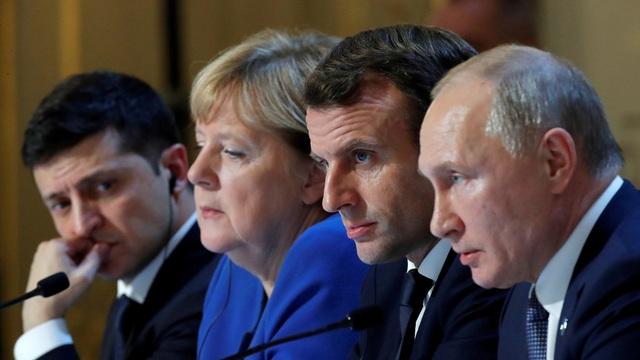 Cuộc gặp đầu tiên Putin - Zelensky kéo dài 8 giờ tại Paris - 2