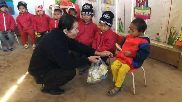 Báo Dân trí khởi công xây dựng trường Mầm non sát biên giới Việt - Lào - 8