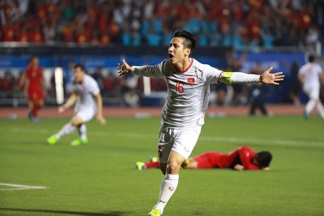 Đại thắng trước U22 Indonesia, U22 Việt Nam lần đầu tiên vô địch SEA Games - 11