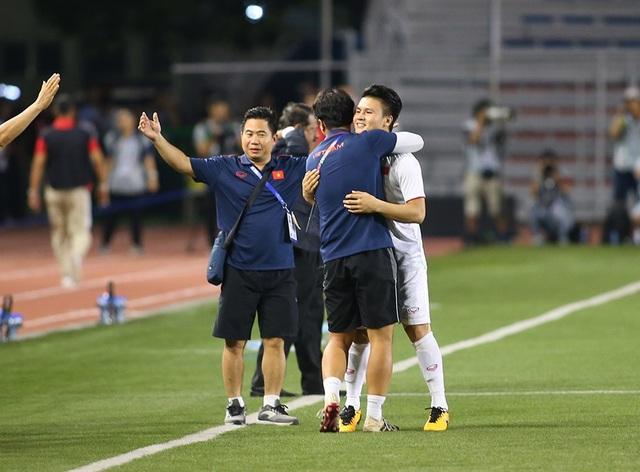 Quang Hải tiếc nuối vì hụt cơ hội ra sân phút cuối trước U22 Indonesia - 5