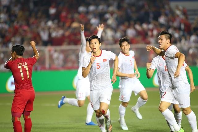 Đại thắng trước U22 Indonesia, U22 Việt Nam lần đầu tiên vô địch SEA Games - 18