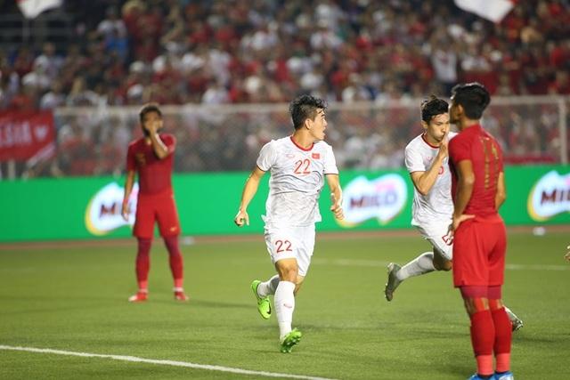 Đại thắng trước U22 Indonesia, U22 Việt Nam lần đầu tiên vô địch SEA Games - 16