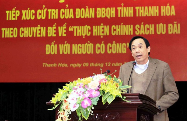 Bộ trưởng Đào Ngọc Dung: Thắc mắc của dân mà giải quyết được thì trả lời ngay - 4