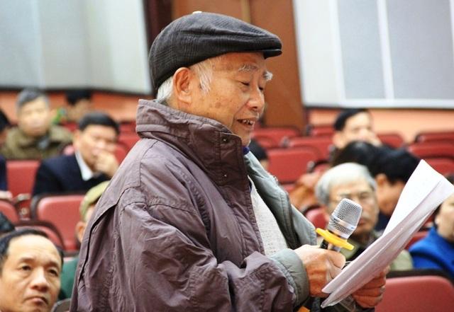 Bộ trưởng Đào Ngọc Dung: Thắc mắc của dân mà giải quyết được thì trả lời ngay - 2
