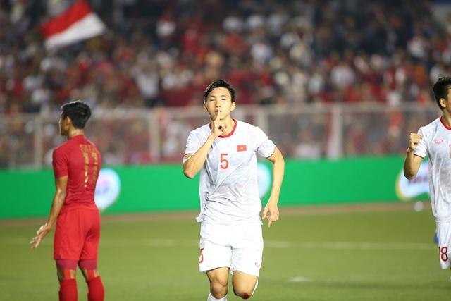 Đại thắng trước U22 Indonesia, U22 Việt Nam lần đầu tiên vô địch SEA Games - 17