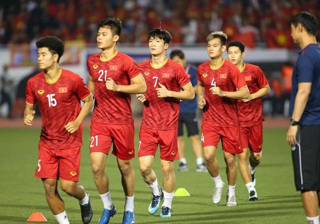 Đại thắng trước U22 Indonesia, U22 Việt Nam lần đầu tiên vô địch SEA Games - 38