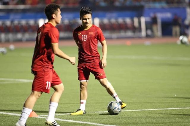 Đại thắng trước U22 Indonesia, U22 Việt Nam lần đầu tiên vô địch SEA Games - 36