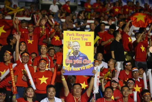 Đại thắng trước U22 Indonesia, U22 Việt Nam lần đầu tiên vô địch SEA Games - 30