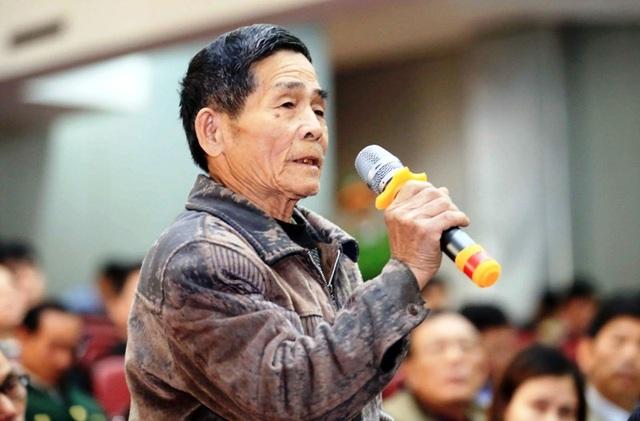 Bộ trưởng Đào Ngọc Dung: Thắc mắc của dân mà giải quyết được thì trả lời ngay - 3