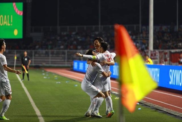 Đại thắng trước U22 Indonesia, U22 Việt Nam lần đầu tiên vô địch SEA Games - 12