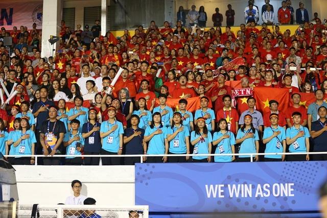 Đại thắng trước U22 Indonesia, U22 Việt Nam lần đầu tiên vô địch SEA Games - 25