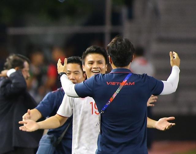 Quang Hải tiếc nuối vì hụt cơ hội ra sân phút cuối trước U22 Indonesia - 3