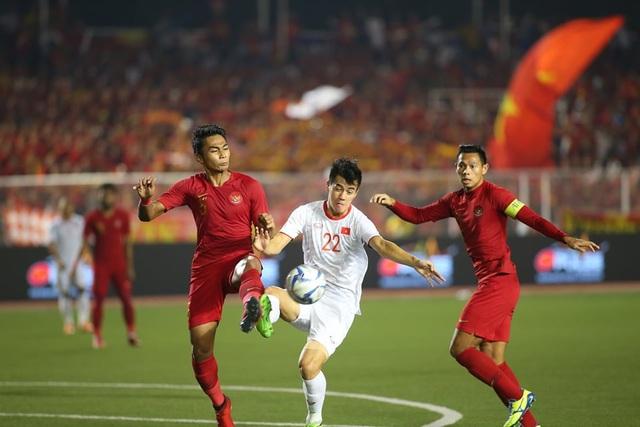 Đại thắng trước U22 Indonesia, U22 Việt Nam lần đầu tiên vô địch SEA Games - 24