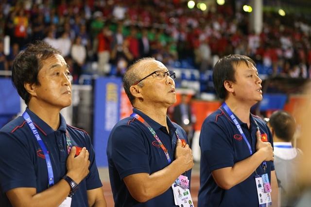 Đại thắng trước U22 Indonesia, U22 Việt Nam lần đầu tiên vô địch SEA Games - 26