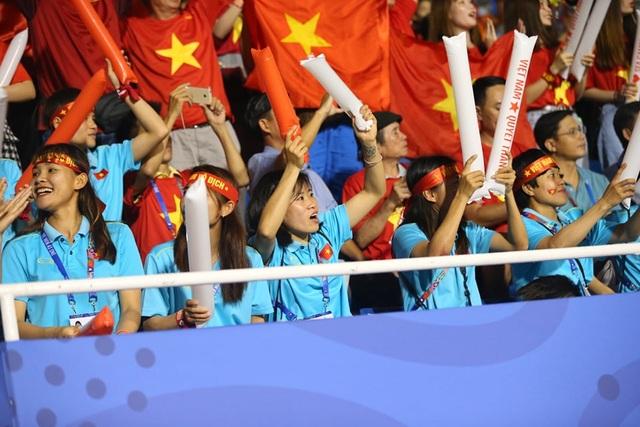 Đại thắng trước U22 Indonesia, U22 Việt Nam lần đầu tiên vô địch SEA Games - 27