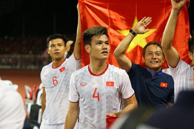 Đại thắng trước U22 Indonesia, U22 Việt Nam lần đầu tiên vô địch SEA Games - 4