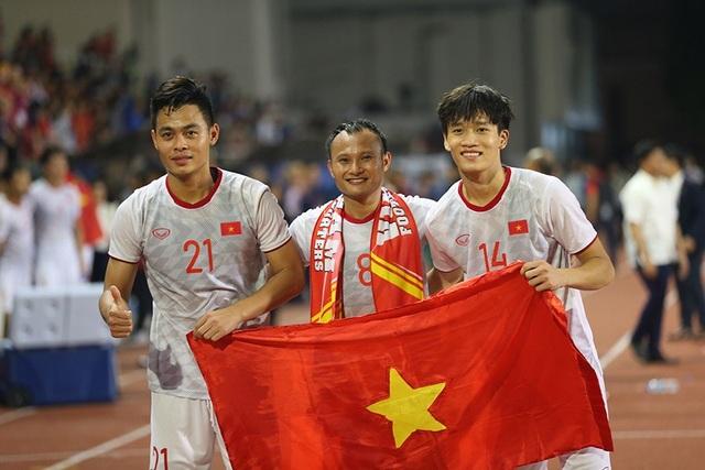 Quang Hải tiếc nuối vì hụt cơ hội ra sân phút cuối trước U22 Indonesia - 10
