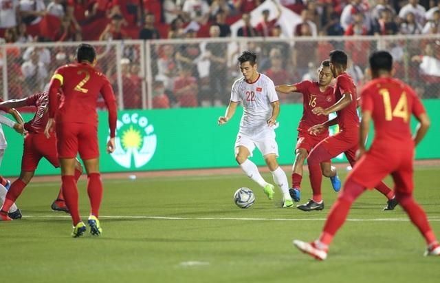 Đại thắng trước U22 Indonesia, U22 Việt Nam lần đầu tiên vô địch SEA Games - 14