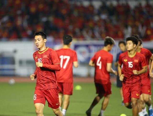 Đại thắng trước U22 Indonesia, U22 Việt Nam lần đầu tiên vô địch SEA Games - 37