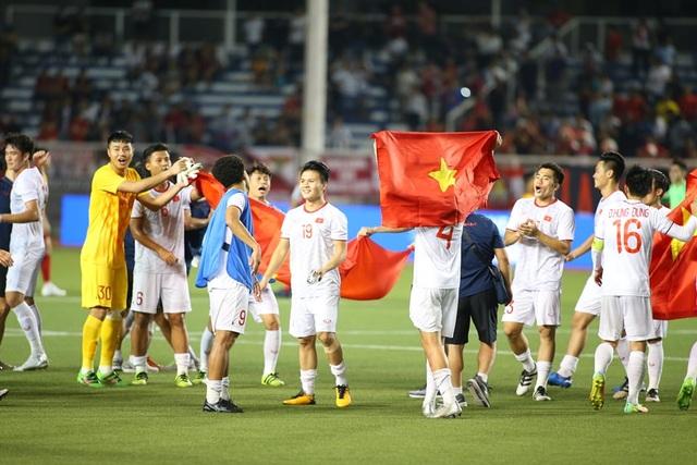 Đại thắng trước U22 Indonesia, U22 Việt Nam lần đầu tiên vô địch SEA Games - 5
