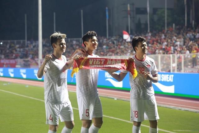 Đại thắng trước U22 Indonesia, U22 Việt Nam lần đầu tiên vô địch SEA Games - 9