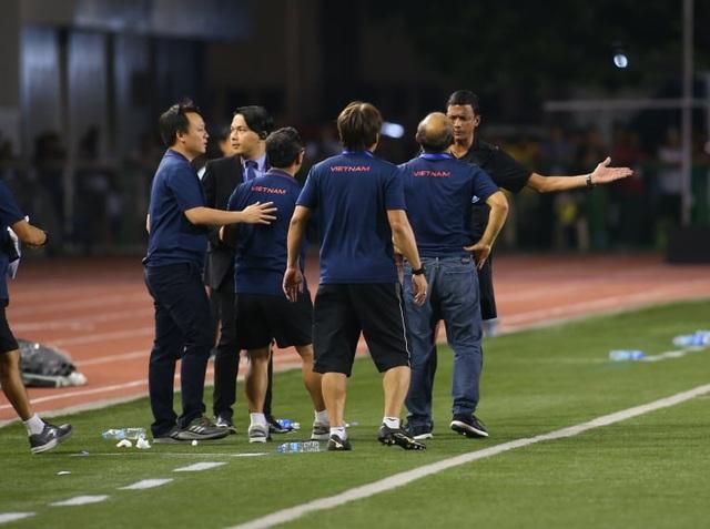Đại thắng trước U22 Indonesia, U22 Việt Nam lần đầu tiên vô địch SEA Games - 7